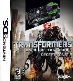 1270 - Transformers - Decepticons (S)(Dark Eternal Team) ROM