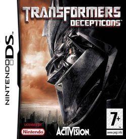 5543 - Transformers - Decepticons (v01) ROM