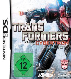 5151 - Transformers - Kampf Um Cybertron - Autobots ROM