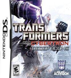 5152 - Transformers - Kampf Um Cybertron - Decepticons ROM