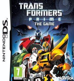 6123 - Transformers Prime ROM