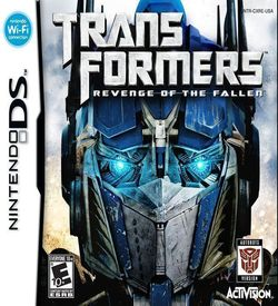 3943 - Transformers - Revenge Of The Fallen - Autobots Version (EU)(BAHAMUT) ROM