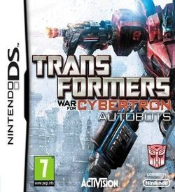 5224 - Transformers War For Cybertron - Autobots ROM