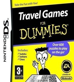 3534 - Travel Games For Dummies (EU) ROM