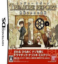 5727 - Treasure Report - Kikai Jikake No Isan ROM