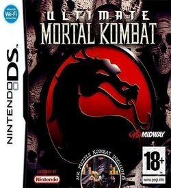 1773 - Ultimate Mortal Kombat ROM