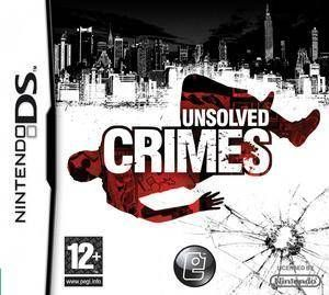 2861 - Unsolved Crimes