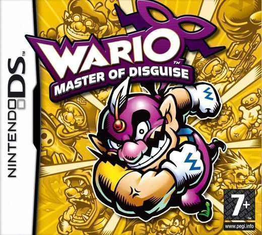 1116 - Wario - Master Of Disguise