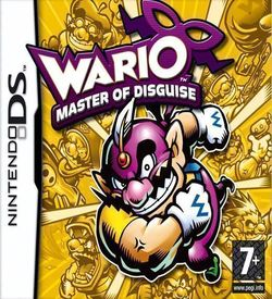 1116 - Wario - Master Of Disguise ROM