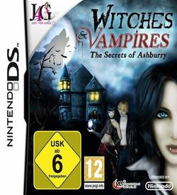 5330 - Witches & Vampires - The Secrets Of Ashburry (N) ROM