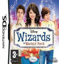 4206 - Wizards Of Waverly Place (EU)(BAHAMUT) ROM