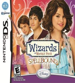 5651 - Wizards Of Waverly Place - Spellbound ROM