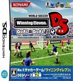 1570 - World Soccer Winning Eleven DS - Goal X Goal! ROM