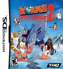 1393 - Worms - Open Warfare 2 (Mr. 0) ROM