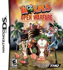 0371 - Worms - Open Warfare ROM