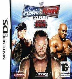 1616 - WWE SmackDown! Vs. Raw 2008 ROM