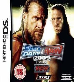 3230 - WWE SmackDown Vs Raw 2009 Featuring ECW (Sir VG) ROM