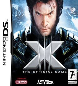 0452 - X-Men - The Official Game ROM