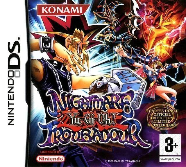 0182 - Yu-Gi-Oh! - Nightmare Troubadour