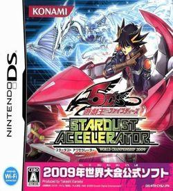 3563 - Yu-Gi-Oh! 5D's - Stardust Accelerator - World Championship 2009 (JP) ROM