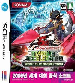 4874 - Yu-Gi-Oh! 5D's - Stardust Accelerator - World Championship 2009 (v01) ROM
