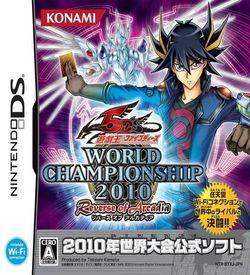 4721 - Yu-Gi-Oh! 5D's - World Championship 2010 - Reverse Of Arcadia ROM