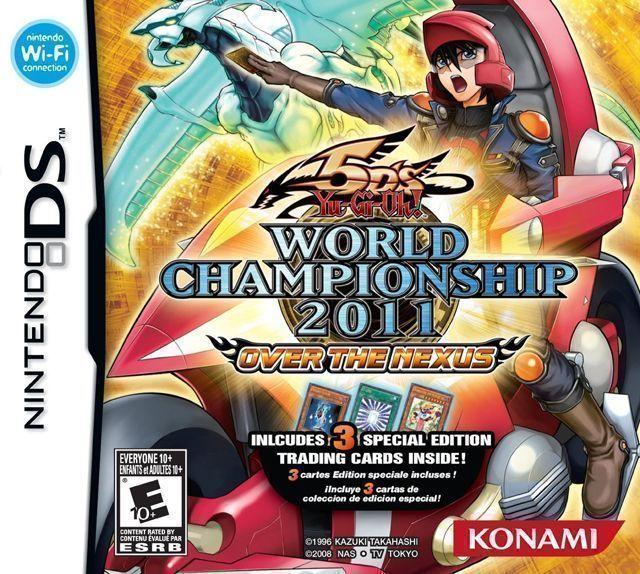 5720 - Yu-Gi-Oh! 5D's World Championship 2011 - Over The Nexus