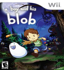 A Boy And His Blob ROM