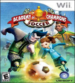 Academy Of Champions- Soccer ROM