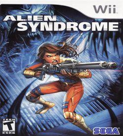 Alien Syndrome ROM