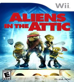Aliens In The Attic ROM