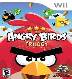 Angry Birds Trilogy ROM