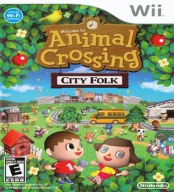 Animal Crossing- City Folk ROM