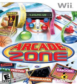 Arcade Zone ROM