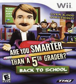 Are You Smarter Than A 5th Grader? Back to School ROM