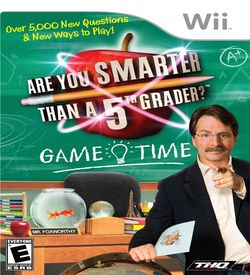 Are You Smarter Than A 5th Grader ROM