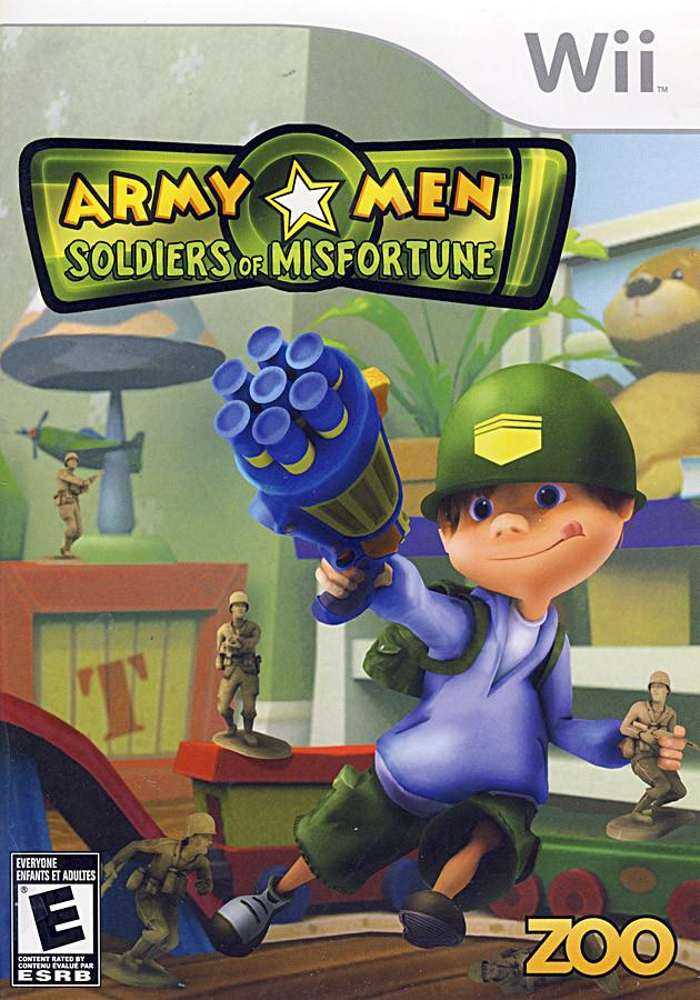 Army Men- Soldiers Of Misfortune