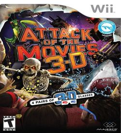 Attack Of The Movies 3D ROM
