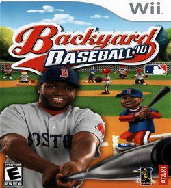 Backyard Baseball '10 ROM