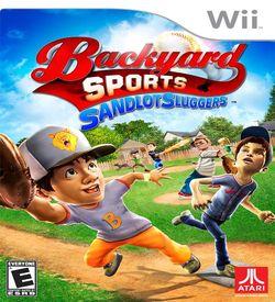 Backyard Sports: Sandlot Sluggers ROM