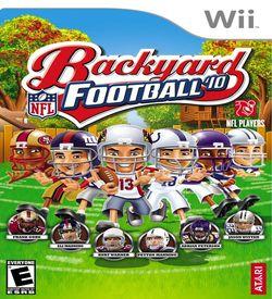 Backyard Football '10 ROM