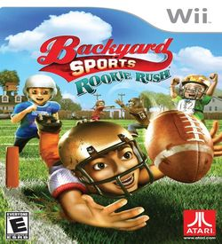 Backyard Sports Football- Rookie Rush ROM