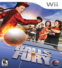 Balls Of Fury ROM