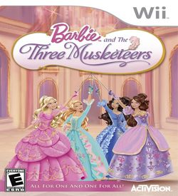 Barbie And The Three Musketeers ROM