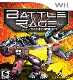 Battle Rage- Mech Conflict ROM