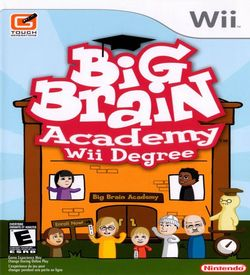 Big Brain Academy- Wii Degree ROM