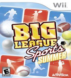 Big League Sports - Summer ROM