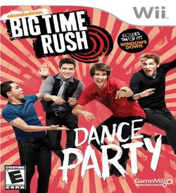 Big Time Rush - Dance Party ROM