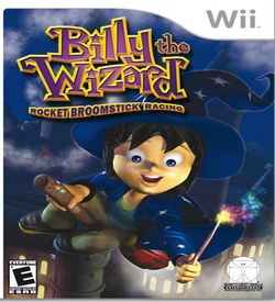 Billy The Wizard - Rocket Broomstick Racing ROM