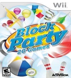 Block Party 20 Games ROM